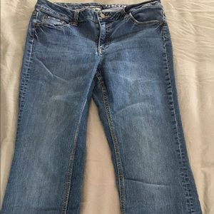 New York & Co Curvy Bootcut Jeans